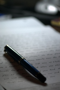 Expressing yourself through writing is a learned skill.