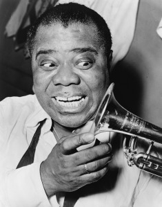 Unique in his own right: The late great Louis Armstrong